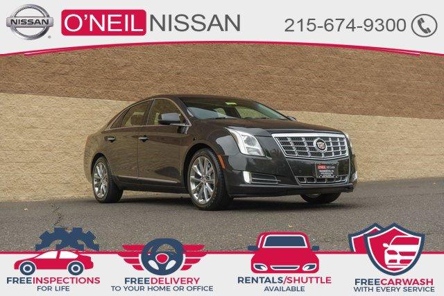 2014 Cadillac XTS Luxury 4dr Sdn Luxury AWD Gas V6 3.6L/217 [0]