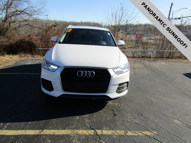 Used 2017 Audi Q3 in Kansas City, KS