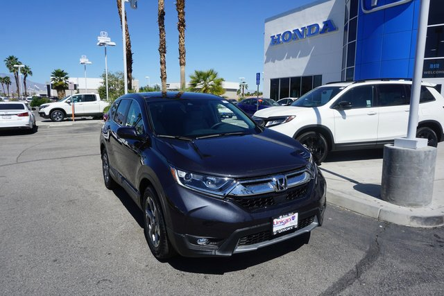 New 2019 Honda CR-V in Indio, CA