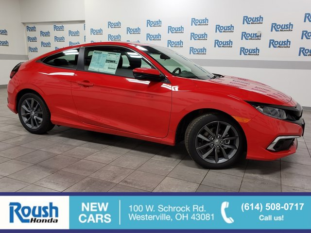 New 2019 Honda Civic Coupe in Westerville, OH