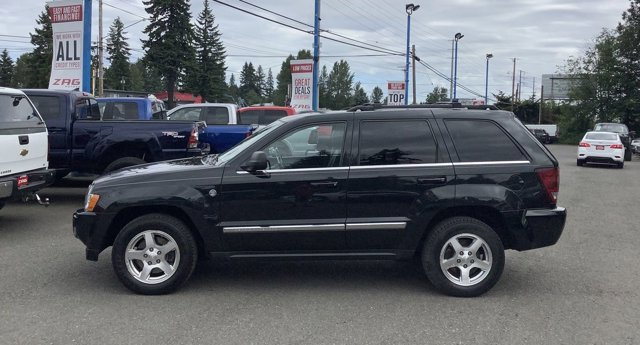 Used 2005 Jeep Grand Cherokee 4dr Limited 4WD