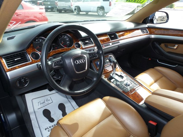 2009 Audi A8 Quattro Sport Pkg 4D Sedan V8 4.2L AWD **GREAT MILEAGE**