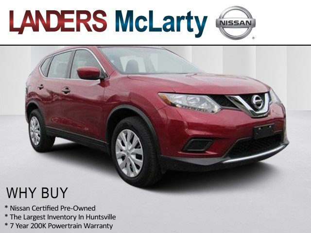 Used 2016 Nissan Rogue in Huntsville, AL