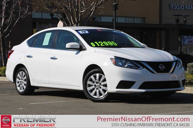 Used 2019 Nissan Sentra in , CA