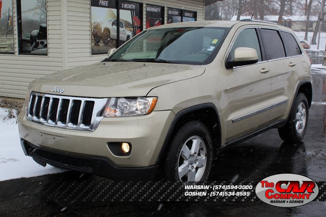 Used 2011 Jeep Grand Cherokee in Warsaw, IN