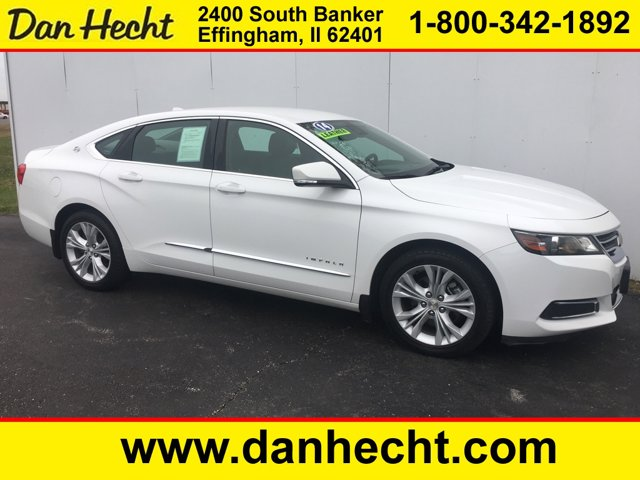 Used 2014 Chevrolet Impala in Effingham, IL
