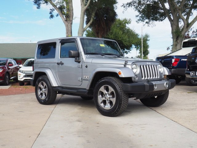 Used 2016 Jeep Wrangler in Titusville, FL