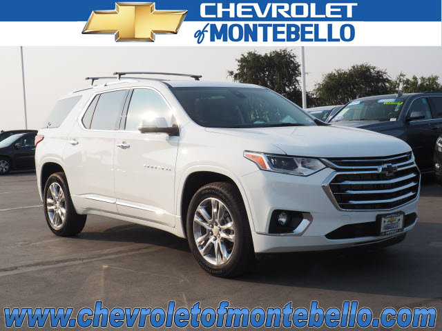 2020 Chevrolet Traverse High Country FWD 4dr High Country Gas V6 3.6L/217 [10]