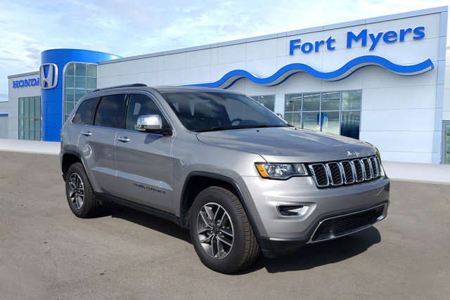 Used 2020 Jeep Grand Cherokee in Fort Myers, FL