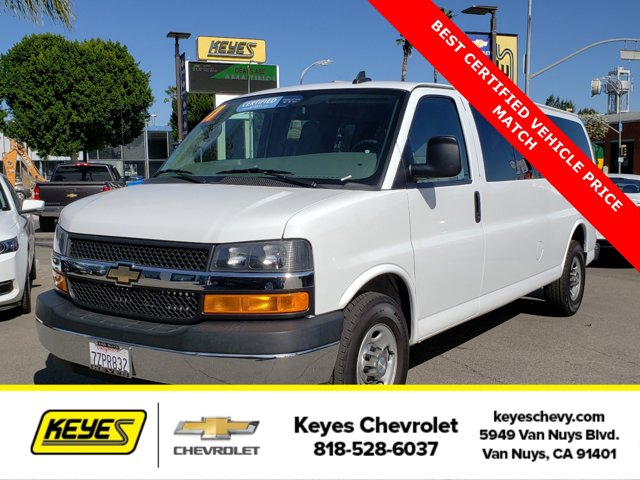 Used 2017 Chevrolet Express Passenger in , CA