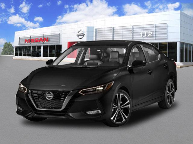 2020 Nissan Sentra SR SR CVT Regular Unleaded I-4 2.0 L/122 [12]