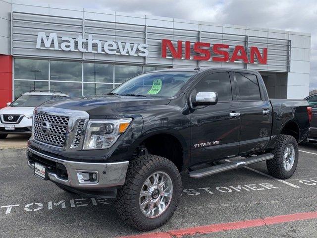 New 2019 Nissan Titan in Paris, TX