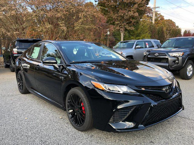 New 2020 Toyota Camry in High Point, NC