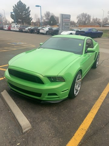 Used 2013 Ford Mustang in Fort Collins, CO