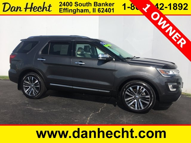 Used 2016 Ford Explorer in Effingham, IL