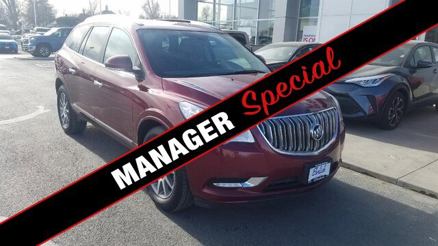 Used 2015 Buick Enclave in Greeley, CO