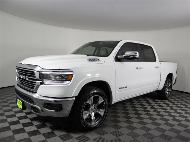 2021 Ram 1500 Laramie Laramie 4x2 Crew Cab 5'7″ Box Regular Unleaded V-8 5.7 L/345 [5]