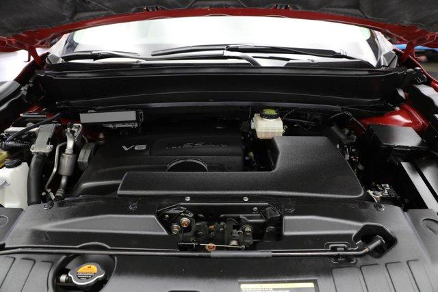 2017 Nissan Pathfinder for sale 125470 6