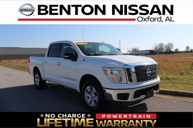 Used 2018 Nissan Titan in , AL