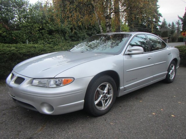 Used 2003 Pontiac Grand Prix 4dr Sdn GT