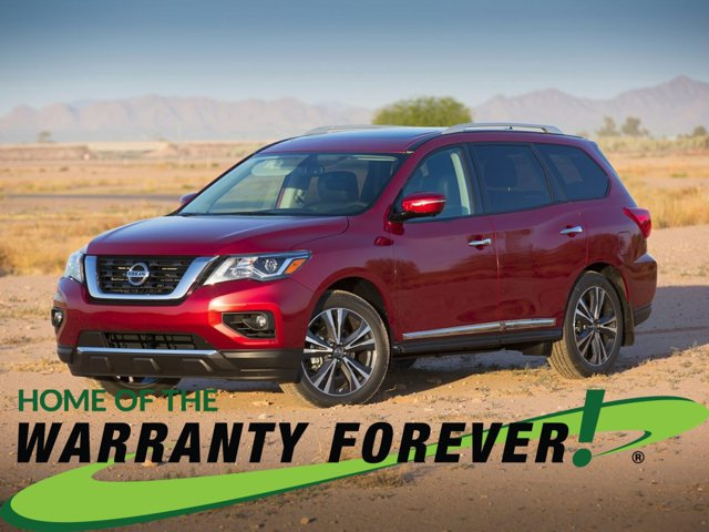 2020 Nissan Pathfinder SV FWD SV Regular Unleaded V-6 3.5 L/213 [13]