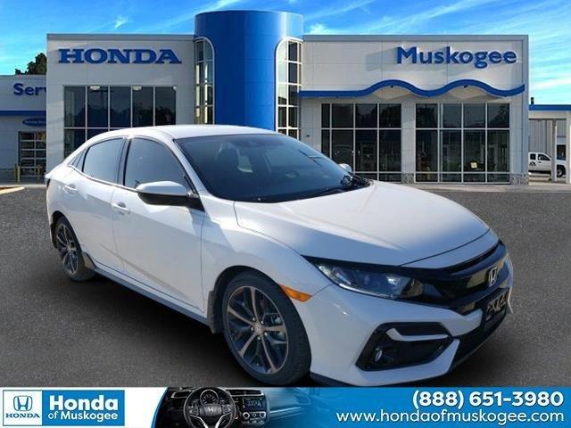 New 2020 Honda Civic Hatchback in Muskogee, OK