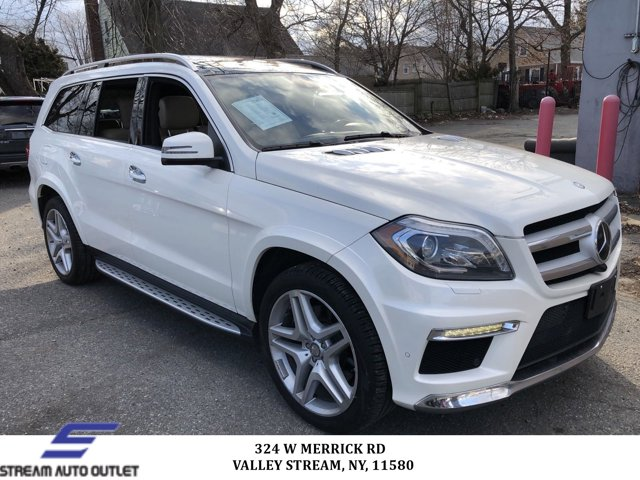 Used 2016 Mercedes-Benz GL in Valley Stream, NY