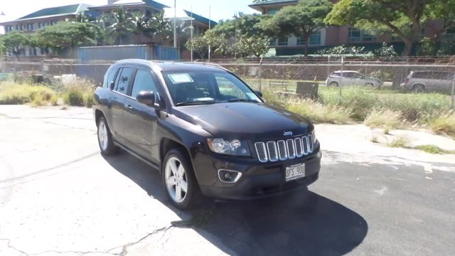 2014 Jeep Compass High Altitude