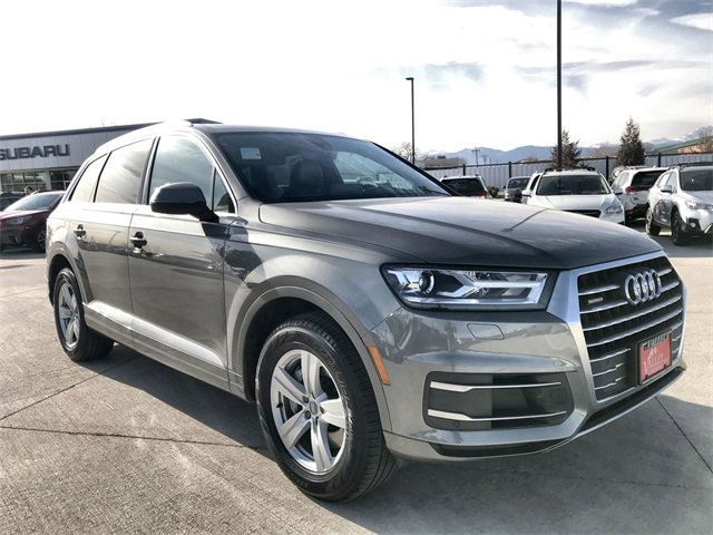 Used 2017 Audi Q7 in Fort Collins, CO