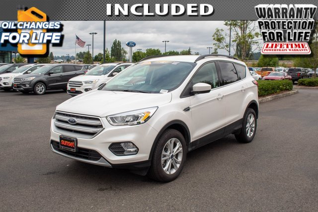 New 2019 Ford Escape in Sumner, WA
