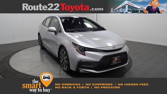 New 2020 Toyota Corolla in Hillside, NJ