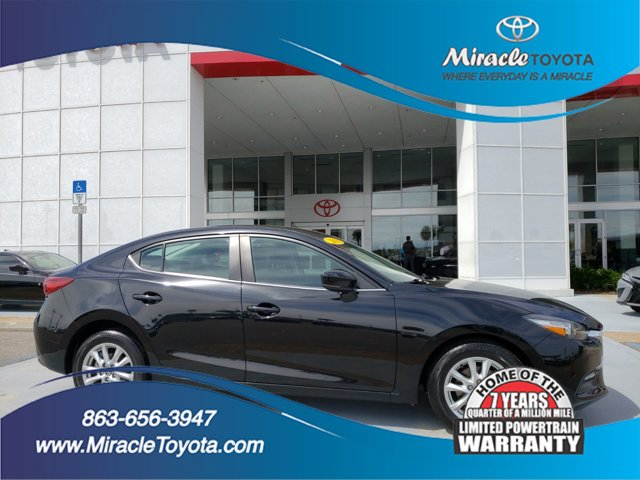 Used 2018 Mazda Mazda3 4-Door in Haines City, FL