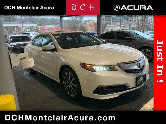 2017 Acura TLX V6 with Technology Pkg