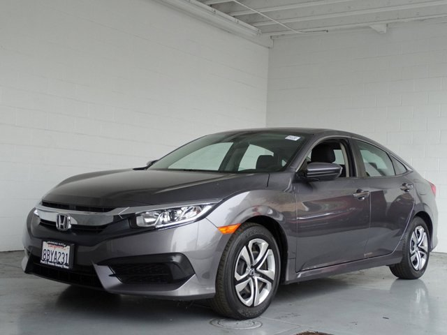 Used 2018 Honda Civic Sedan in San Diego, CA