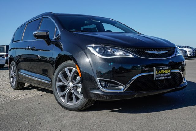 New 2020 Chrysler Pacifica Limited 35th Anniversary FWD