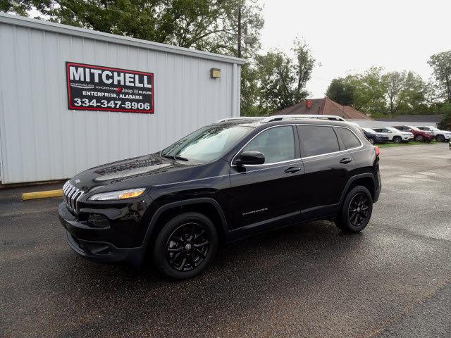 Used 2018 Jeep Cherokee in Dothan & Enterprise, AL