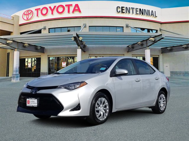 Used 2018 Toyota Corolla in Las Vegas, NV