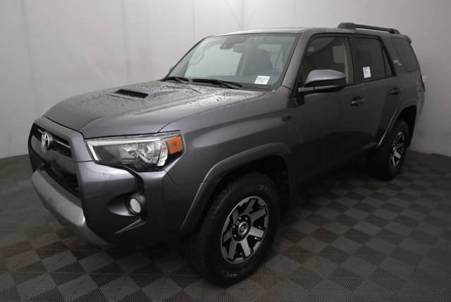 New 2020 Toyota 4Runner TRD Off Road 4WD