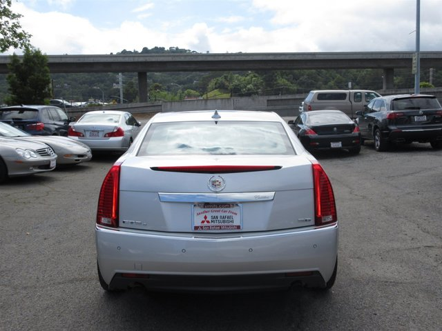 Photo 27 of this used 2012 Cadillac CTS Sedan vehicle for sale in San Rafael, CA 94901