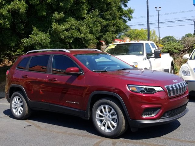 New 2020 Jeep Cherokee in Dalton, GA