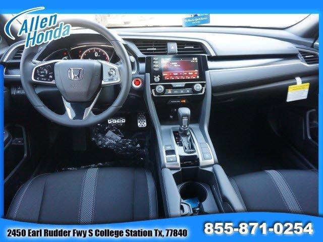 New 2020 Honda Civic Sedan in College Station, TX