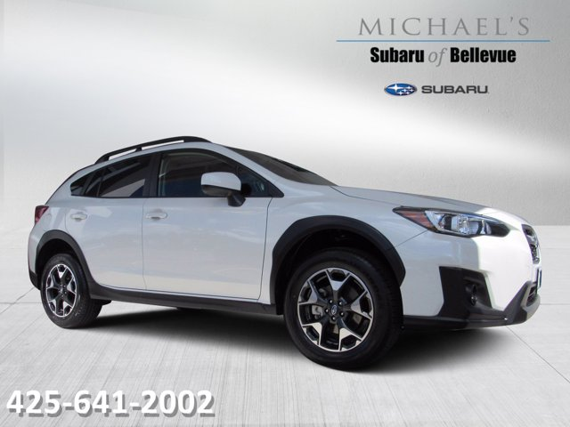 Used 2020 Subaru Crosstrek Premium CVT
