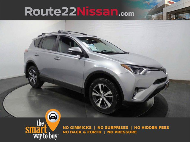 2018 Toyota RAV4 XLE XLE AWD Regular Unleaded I-4 2.5 L/152 [11]