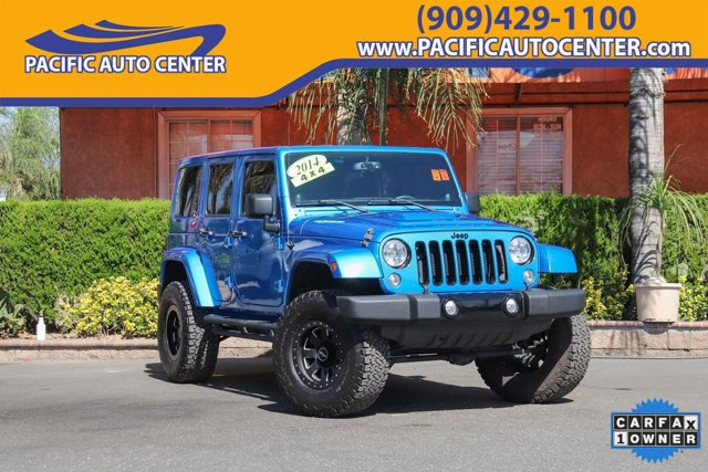 2014 Jeep Wrangler Unlimited Polar