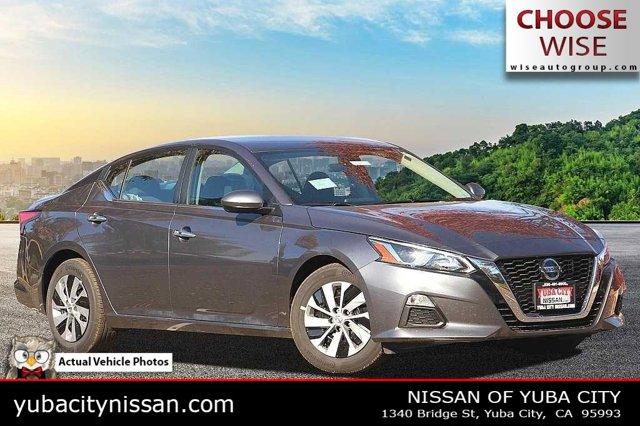 2020 Nissan Altima 2.5 S 2.5 S Sedan Regular Unleaded I-4 2.5 L/152 [4]