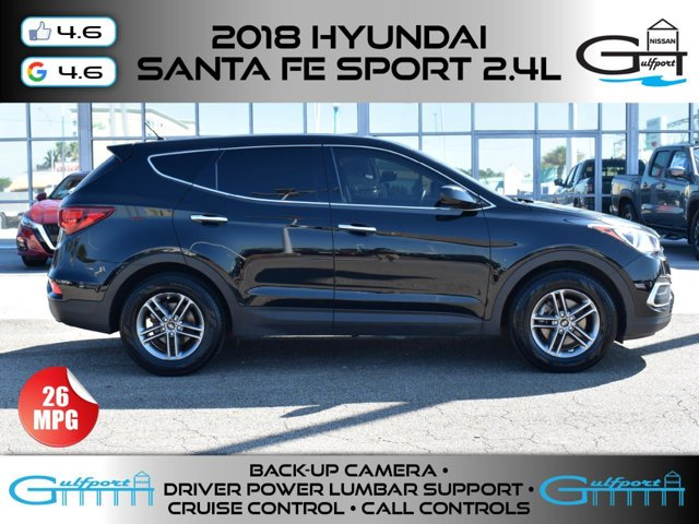 2018 Hyundai Santa Fe Sport 2.4L 2.4L Auto AWD Regular Unleaded I-4 2.4 L/144 [10]