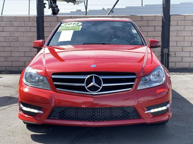 2014 Mercedes-Benz C-250 Sport Premium Pkg 1 4D Sedan 4-Cyl Turbo 1.8L