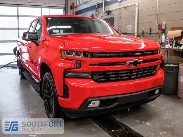 2021 Chevrolet Silverado 1500 RST Crew Cab 4WD Diesel 4WD Crew Cab 147″ RST Turbocharged Diesel I6 3.0L/183 [16]