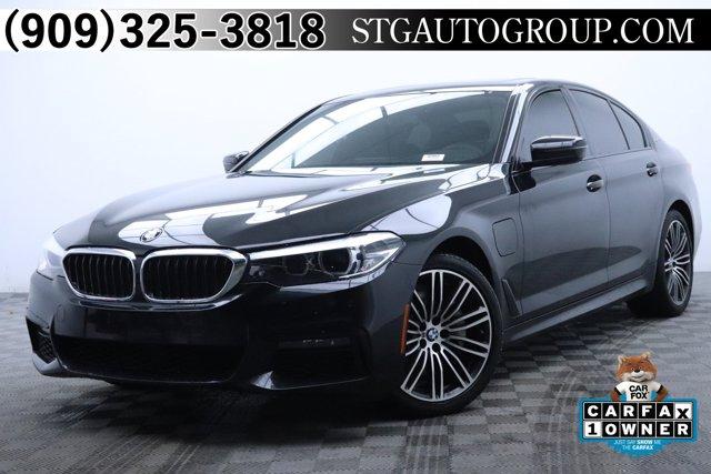 Used 2019 BMW 5 Series in Ontario, Montclair & Garden Grove, CA