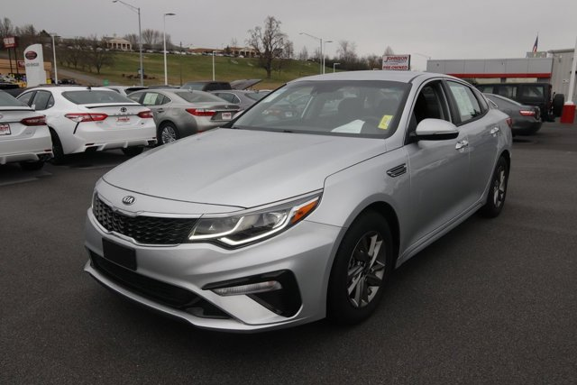 Used 2019 KIA Optima in Johnson City, TN